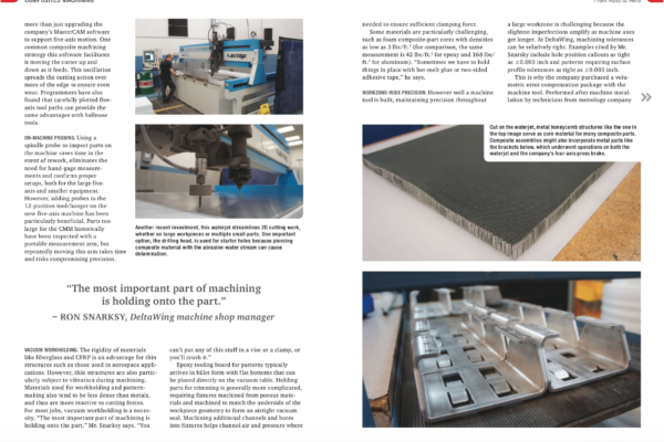 Modern Machine Shop, September 2019 - Pg 86-87