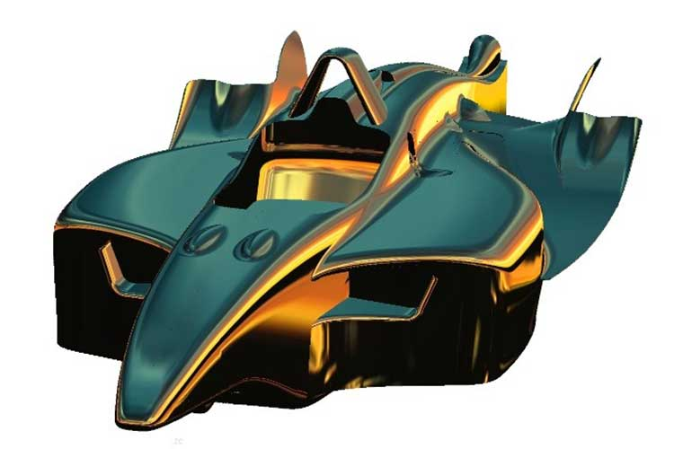 engineering13 - DeltaWing