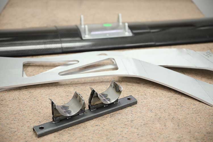 fabrication1 - DeltaWing